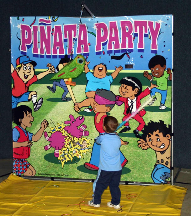Dallas Carnival Game Rentals: Piñata Party