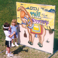 66. Pin the Tail on The Donkey
