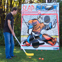 79. Slap Shot Hockey
