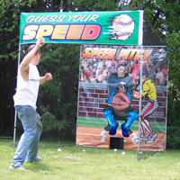 84. Speed Pitch Baseball