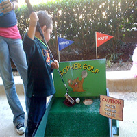 73. Putt Putt Gopher Golf